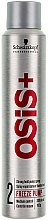 Parfumuri și produse cosmetice Lac de păr, fixare puternică - Schwarzkopf Professional Osis+ Freeze Pump Hairspray