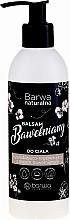 """Parfumuri și produse cosmetice Balsam pentru corp """"Bumbac"""" - Barwa Naturalna"""