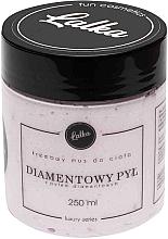 Parfumuri și produse cosmetice Cremă pentru corp cu praf de diamant - Lalka