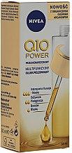 Parfumuri și produse cosmetice Ulei de față - Nivea Visage Q10 Power Extra