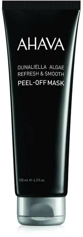 Mască pe bază de algă Dunaliella pentru față - Ahava Dunaliella Algae Peel-off Mask — Imagine N2