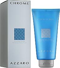Azzaro Chrome - Gel de duș — Imagine N2