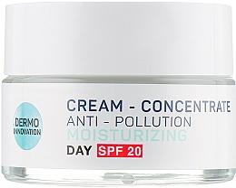 Parfumuri și produse cosmetice Cremă de zi pentru față - Vollare Multi-Active Detox C+E Cream-Concentrate