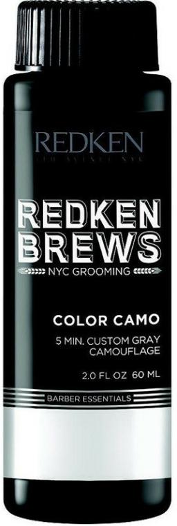 Vopsea -camuflaj de păr - Redken Brews Color Camo — Imagine N1