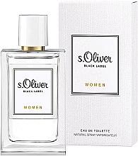 Parfumuri și produse cosmetice S.Oliver Black Label Women - Apă de toaletă