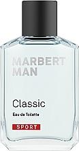 Parfumuri și produse cosmetice Marbert Man Classic Sport - Apă de toaletă
