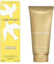 Parfumuri și produse cosmetice Nina Ricci LAir du Temps Body Lotion - Loțiune de corp