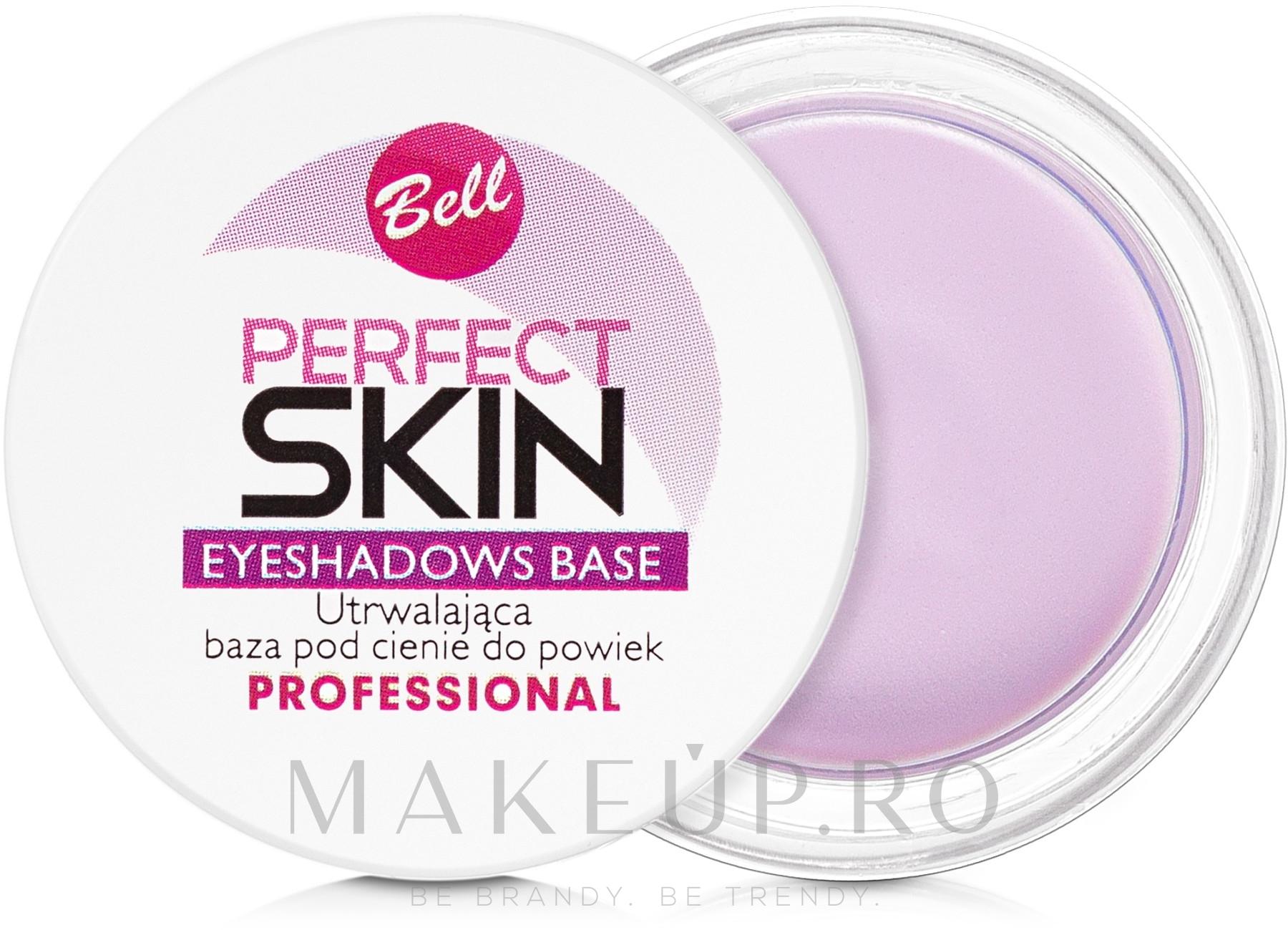 Bază pentru fard de pleoape - Bell Perfect Skin Professional Eye Shadow Base — Imagine N20