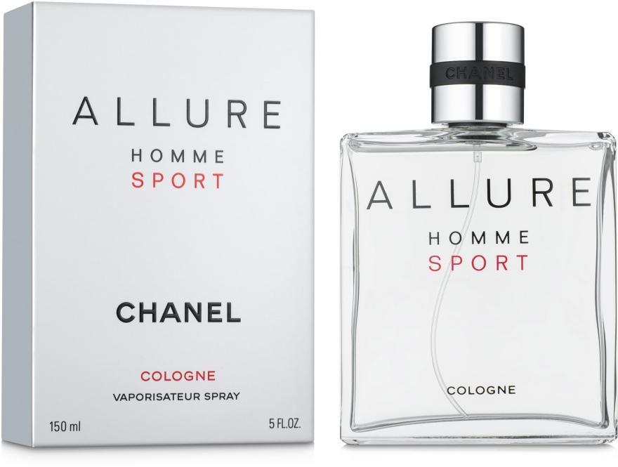 Chanel Allure homme Sport Cologne - Apă de colonie — Imagine N1