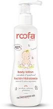 Parfumuri și produse cosmetice Loțiune de corp - Roofa Calendula & Panthenol Body Lotion