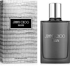 Parfumuri și produse cosmetice Jimmy Choo Jimmy Choo Man - Apă de toaletă (mini)