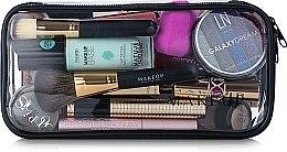 """Parfumuri și produse cosmetice Trusă cosmetică incoloră """"Visible Bag"""" 25x12x8 cm (fără produse) - MakeUp"""