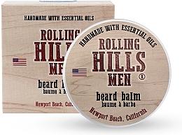 Parfumuri și produse cosmetice Balsam pentru barbă - Rolling Hills Men Beard Balm