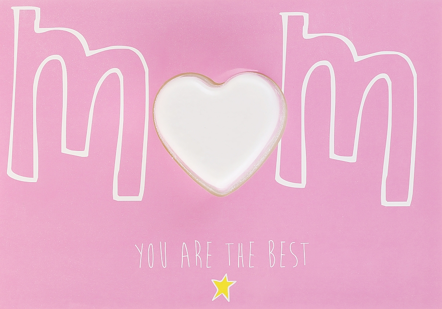 Bombă de baie - Bomb Cosmetics Blaster Card Mum You Are The Best — Imagine N1