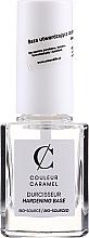 Parfumuri și produse cosmetice Bază pentru unghii  - Couleur Caramel Hardening Base