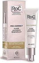 Parfumuri și produse cosmetice Fluid pentru față - RoC Pro-Correct Anti-Wrinkle Rejuvenating Fluid