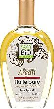 Parfumuri și produse cosmetice Ulei din argan pentru corp - So'Bio Etic Pure Argan Oil