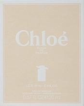 Parfumuri și produse cosmetice Chloé Les Mini Chloé - Apă de toaletă