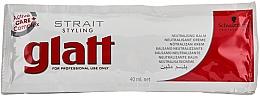 Set pentru îndreptarea părului - Schwarzkopf Professional Strait Styling Glatt kit 2 — Imagine N3