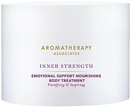 Parfumuri și produse cosmetice Cremă nutritivă pentru corp - Aromatherapy Associates Inner Strength Emotional Support Nourish Body Treatment