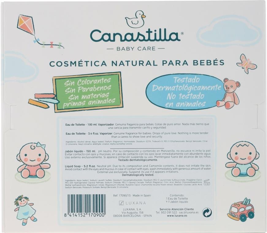 Luxana Canastilla - Set (edt/100ml + soap/150ml) — Imagine N2