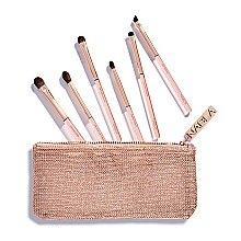Parfumuri și produse cosmetice Set pensule pentru machiaj - Nabla Denude Eye Brush Set