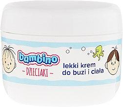 Parfumuri și produse cosmetice Cremă de față și corp pentru copii - Bambino Kids