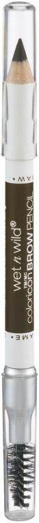 Creion de sprâncene - Wet N Wild Color Icon Brow Pencil