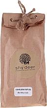 Parfumuri și produse cosmetice Set - Shy Deer (peel/50ml + elixir/5ml + intimate/gel/5ml + b/balm/10ml + h/cr/5ml + b/balm/5ml + b/balm/10ml + b/milk/5ml)