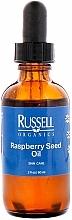 Parfumuri și produse cosmetice Ulei din semințe de zmeură - Russell Organics Raspberry Seed Oil
