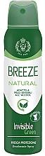 Parfumuri și produse cosmetice Breeze Deo Spray Natural Essence - Deodorant pentru corp