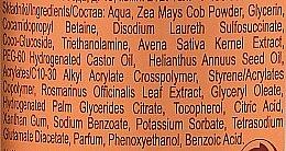 Scrub de corp cu lapte de ovăz - Joanna Botanicals For Home Spa Body Scrub — Imagine N3