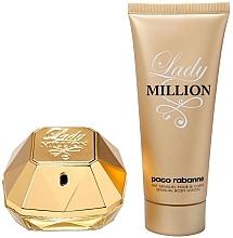 Paco Rabanne Lady Million - Set (edp 80ml + b/l 100ml)  — Imagine N2
