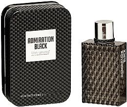 Parfumuri și produse cosmetice Linn Young Admiration Black - Apă de toaletă