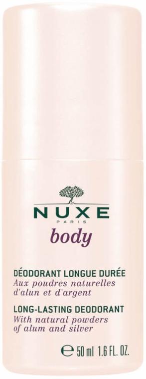 Deodorant roll-on - Nuxe Body Long-Lasting Deodorant — Imagine N1