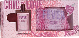 Parfumuri și produse cosmetice Chic&Love Fever - Set (edt/100ml + bag)