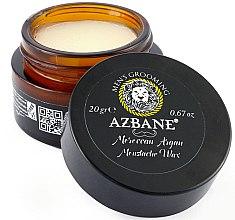 Parfumuri și produse cosmetice Ceară pentru mustață - Azbane Men's Grooming Moustache Wax