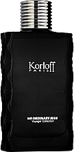 Parfumuri și produse cosmetice Korloff Paris No Ordinary Man - Apă de parfum