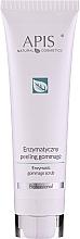 Peeling enzimatic pentru față - Apis Professional Enzymatic Gommage Scrub — Imagine N1