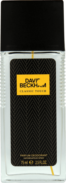 David Beckham Classic Touch Limited Edition - Deodorant — Imagine N1