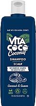 Parfumuri și produse cosmetice Șampon cu cocos și guava împotriva mătreții - Vita Coco Scalp Coconut & Guava Shampoo