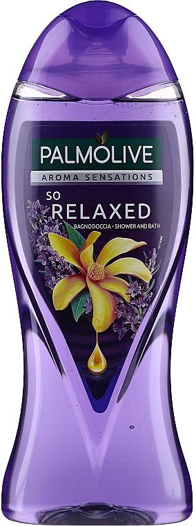 Gel de duș - Palmolive Aroma Sensations So Relaxed Shower Gel — Imagine N5
