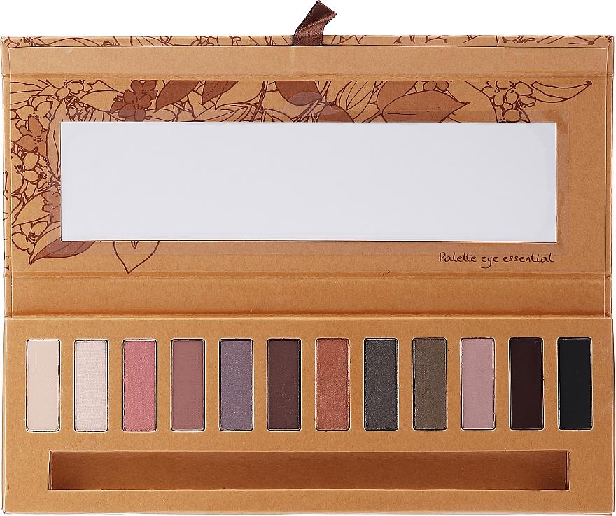 Paletă farduri de ochi - Couleur Caramel Palette Eye Essential  — Imagine N1