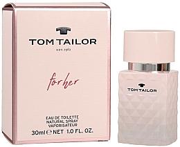 Parfumuri și produse cosmetice Tom Tailor For Her - Apă de toaletă