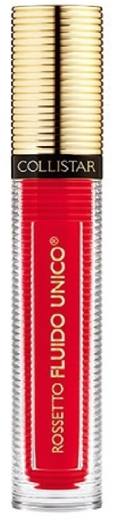 Set - Collistar Fluido Unico, 10-Rosso Unico Mat (lipstick/5ml + mascara/6ml) — Imagine N2