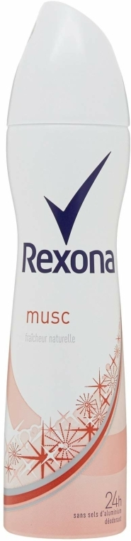 Antiperspirant-spray - Rexona Musc Active