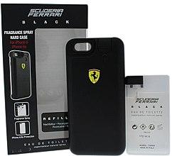 Parfumuri și produse cosmetice Ferrari Scuderia Ferrari Black - Set (2xedt/25ml + case)