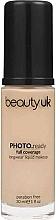 Parfumuri și produse cosmetice Fond de ten lichid - Beauty UK Photo Ready Foundation