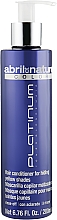 Parfumuri și produse cosmetice Mască cu efect anti galben - Abril et Nature Color Platinum Toner Blonde Hair