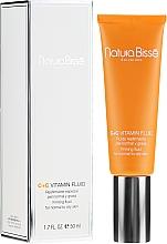 Parfumuri și produse cosmetice Emulsie pe bază de vitamine, pentru ten gras și combinat - Natura Bisse C+C Vitamin Fluid SPF 10